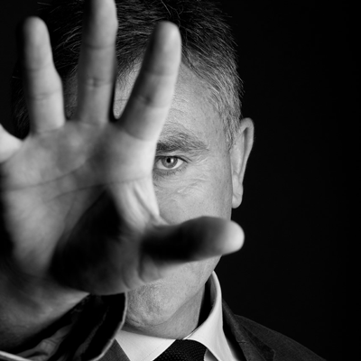 Andy McNab - Image Neil Spence
